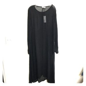 Sheer Lacausa Maxi Dress